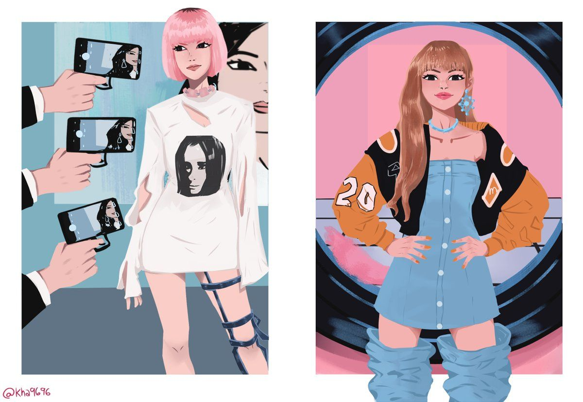 Hiatus On Blackpink Fan Art Kpop Fanart
