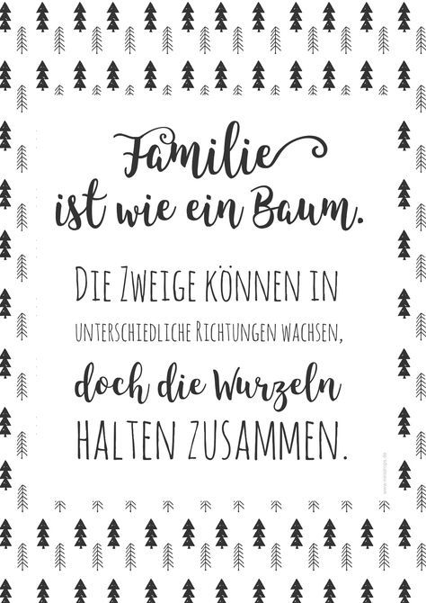 Sayings and quotes about family, children and life- Sprüche und Zitate über Familie, Kinder und das Leben Family – the most important thing! # sayings -