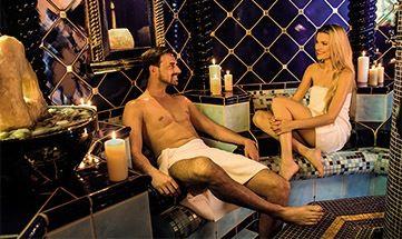 Aromadampfbad im Hotel Jagdhof