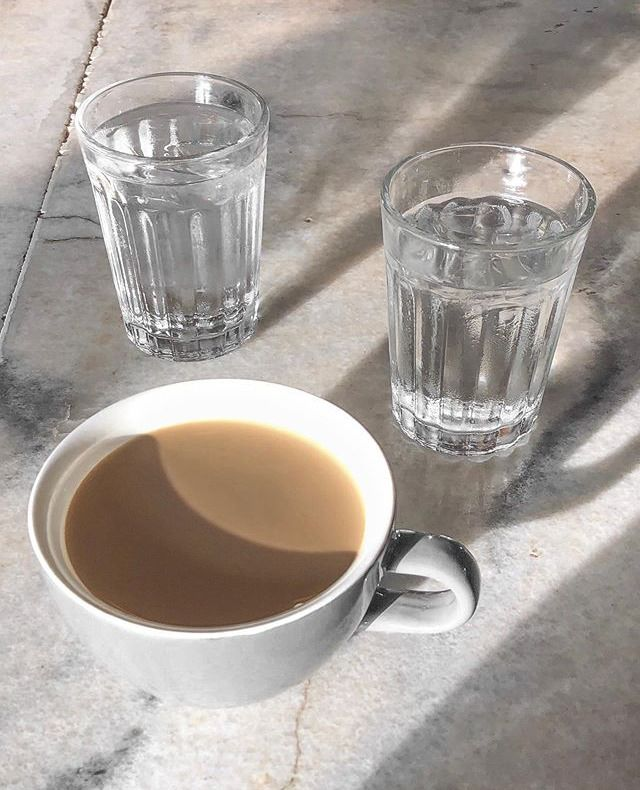 @zaraynaf - #autorias #coffee #water #zaraynaf