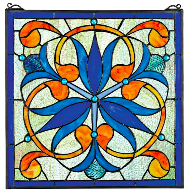 via houzz mokara orchid trefoil window  Рисунки