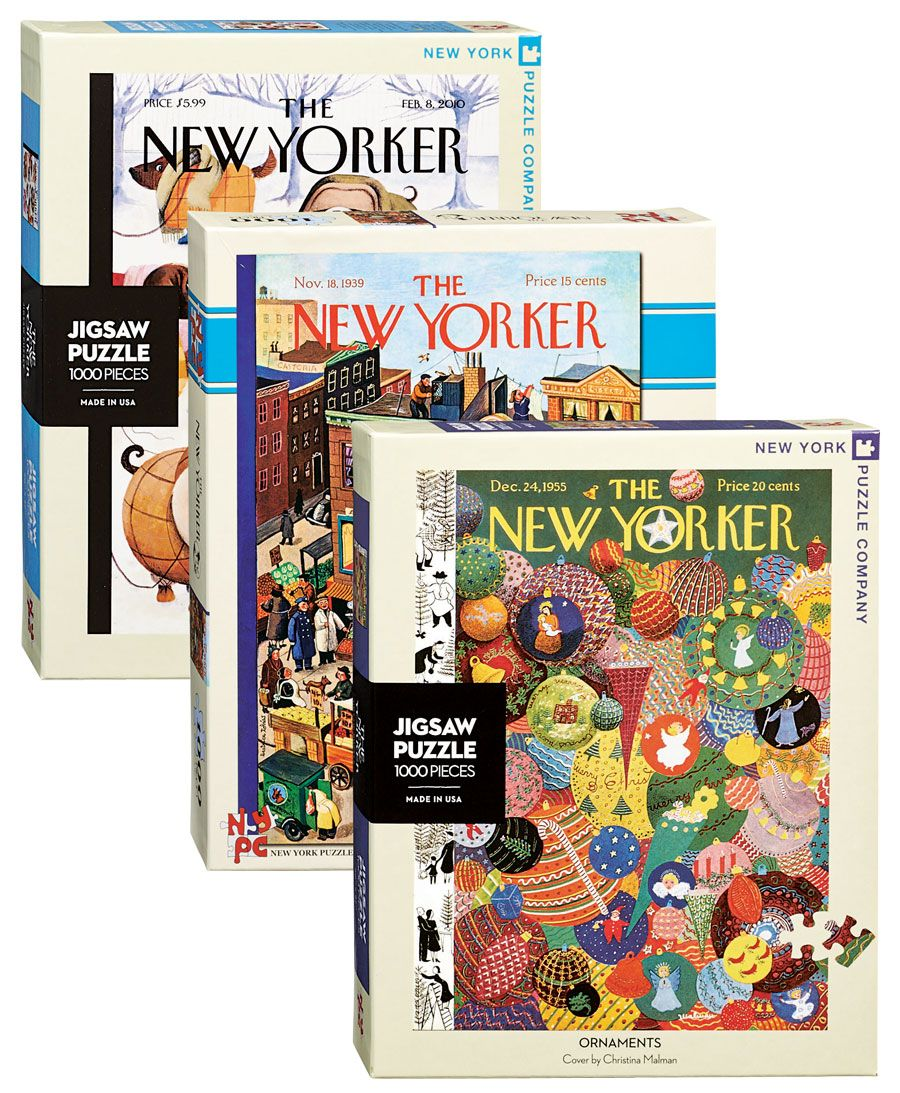 Puzzel Online New Yorker Jigsaw Puzzles Acorn Online Games And Hobbies