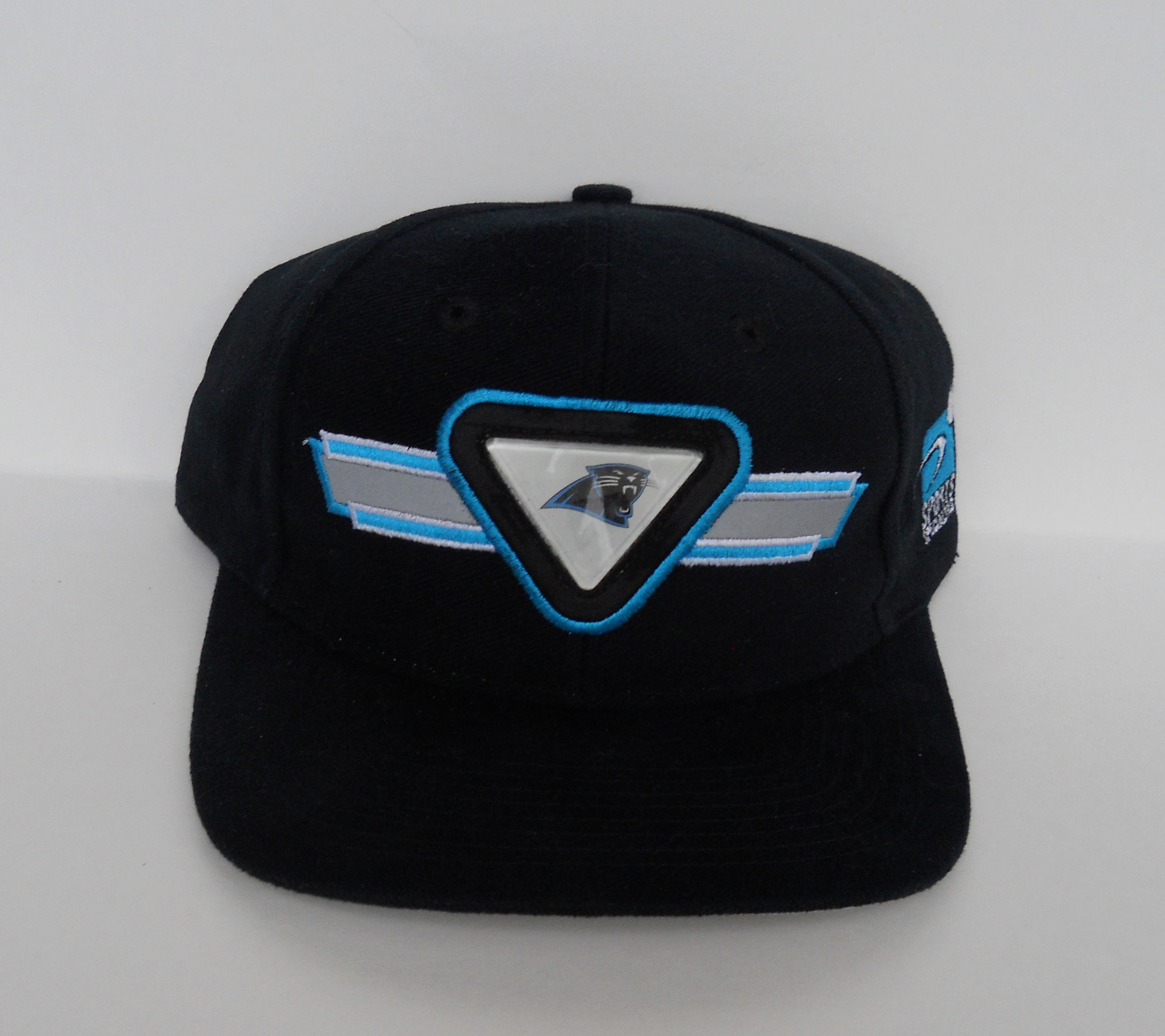 d2f6f4f6f5f Vintage late-90s Carolina Panthers Snapback by Sports Specialties  (pre-owned)
