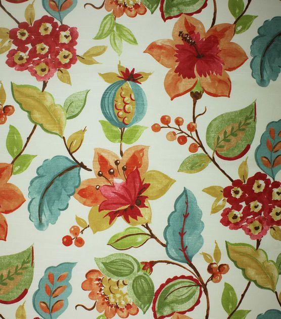 "Home Decor Fabric: Richloom Studio Multi-Purpose Decor Fabric 54""-Anamarie"