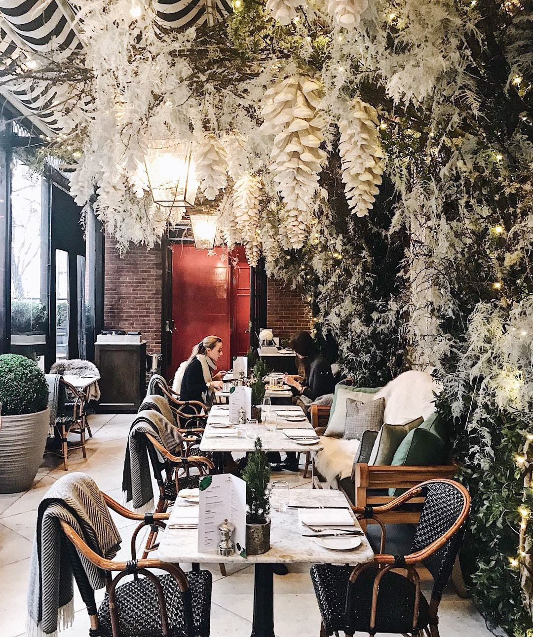 London's Most Instagrammable Christmas Brunch Christmas