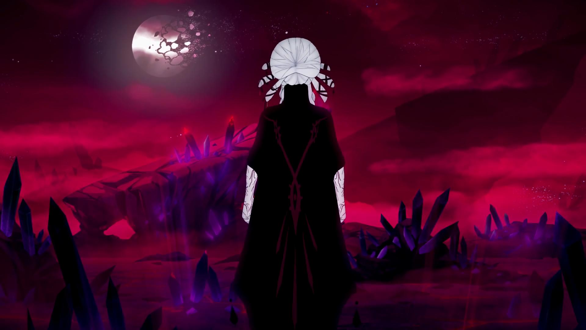Anime Rwby Salem Rwby Wallpaper