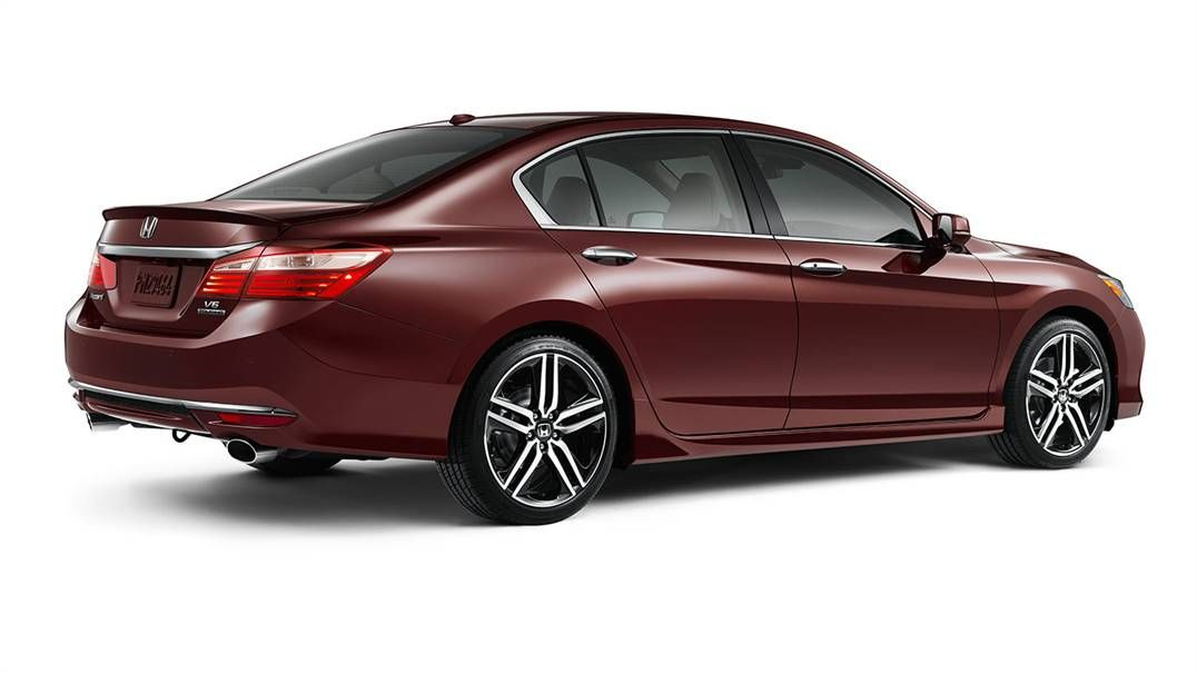 Honda Accord Official Site >> 2016 Honda Accord Sedan Photos 360 Walkarounds Official