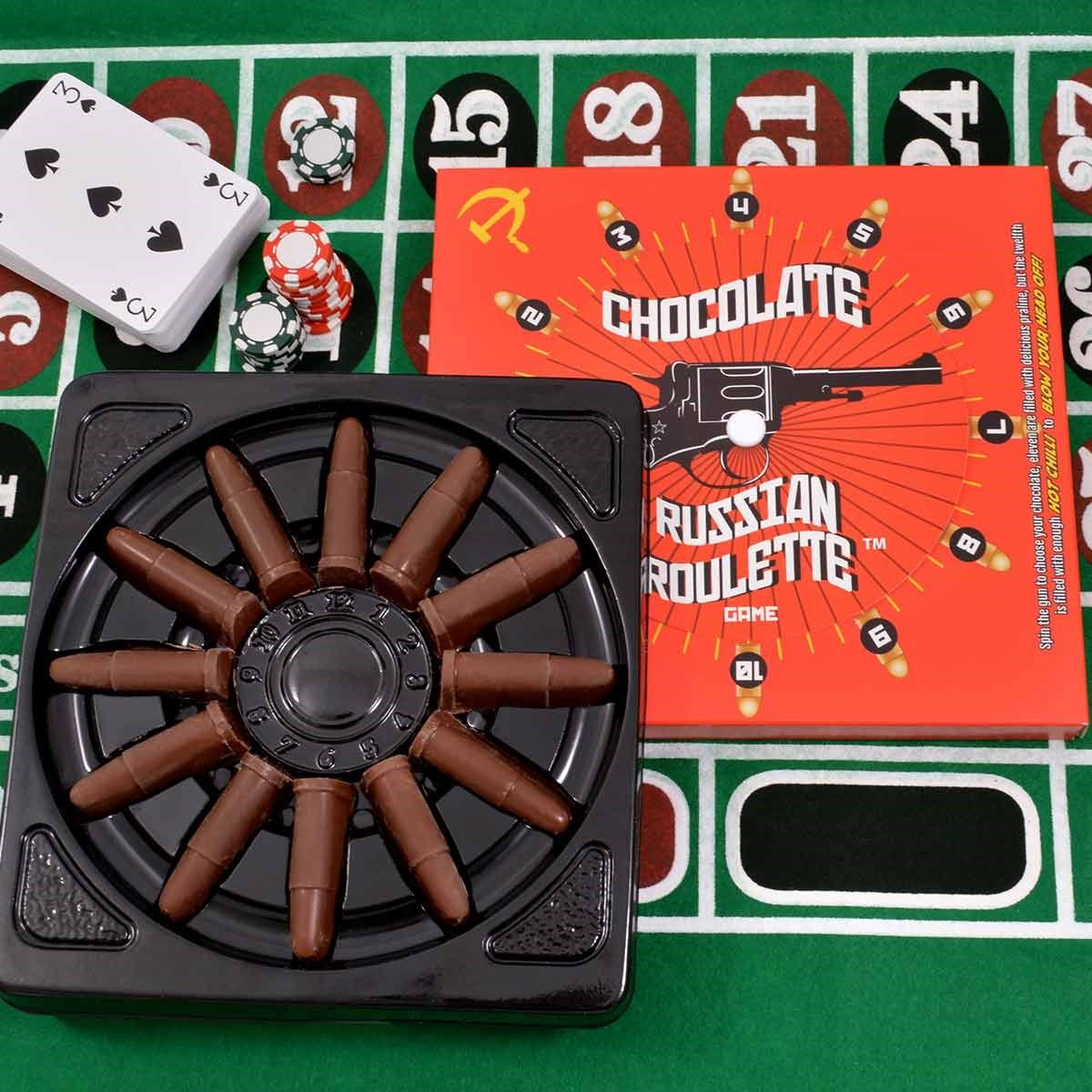 Russian roulette how to gmae blackhawk jacket slot belt loop