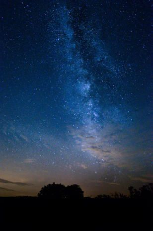 Enchanted Rock - Stargazers' images from Dark Sky Parks - Pictures - CBS News