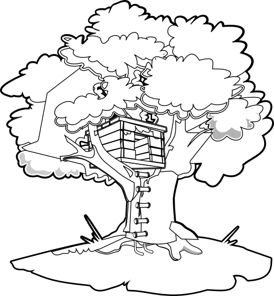 Magic Tree House Coloring Pages | magic tree house coloring pages ...