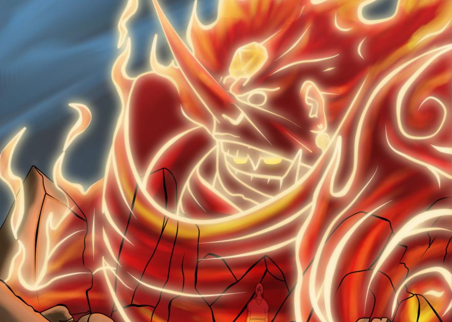 Paling Keren 30+ Gambar Itachi Susanoo di 2020 Naruto