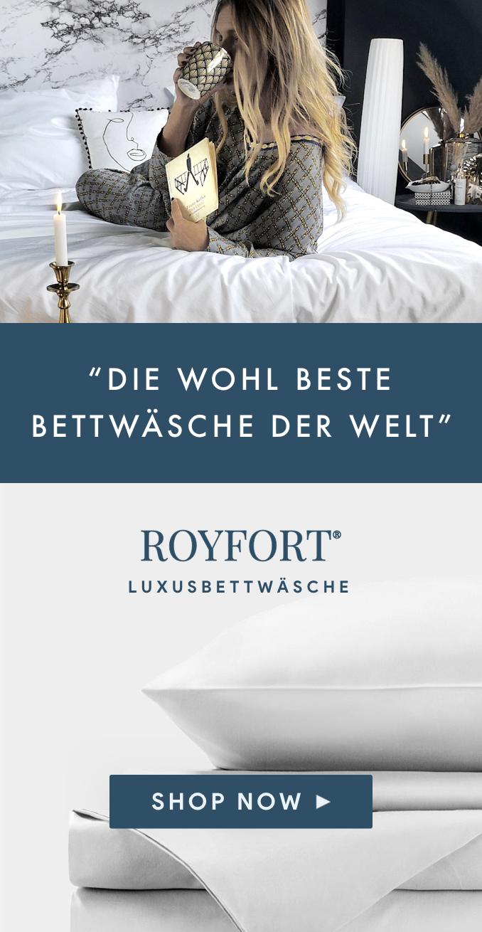 Royfort De Luxe Royales Weiß