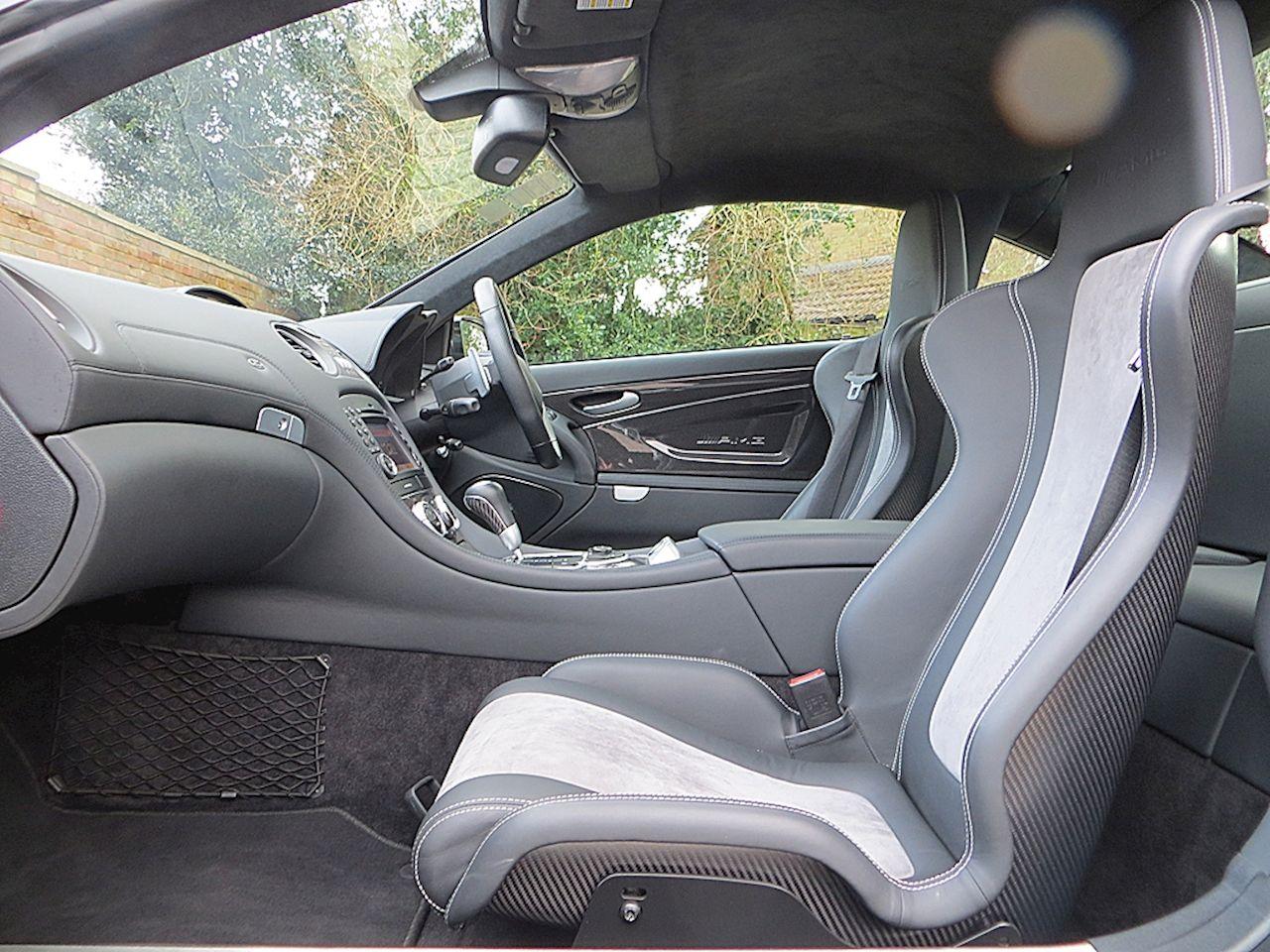 2010 Used MercedesBenz Sl Sl65 Amg Black Series (With