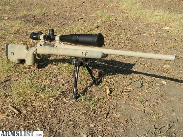 custom savage rifles | For Sale: Savage Custom 7mm-08 Rifle