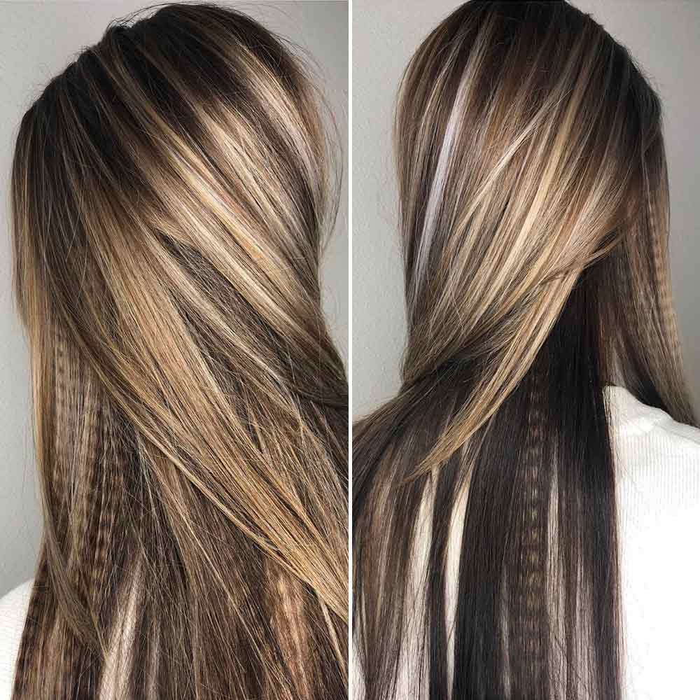 Amato Colore capelli inverno 2020 2021: tendenze in 60 immagini nel 2020 LB26