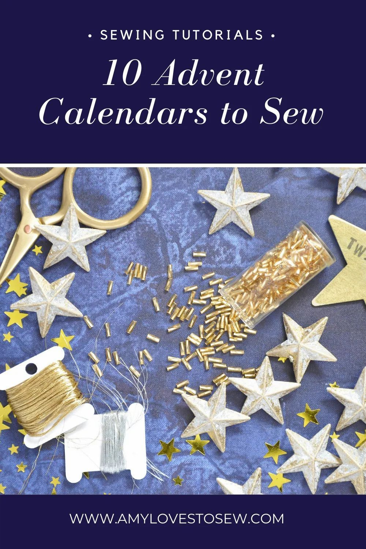 10 Advent Calendars To Sew In 2020 Advent Calendars For Kids Diy Advent Calendar Reusable Advent Calendar