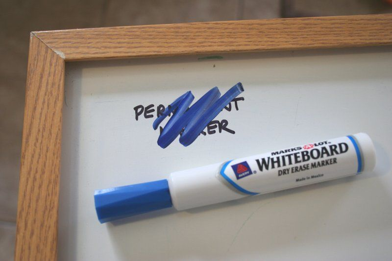 Remove Permanent Marker From A Dry Erase Board Remove Permanent Marker Dry Erase Dry Erase Board