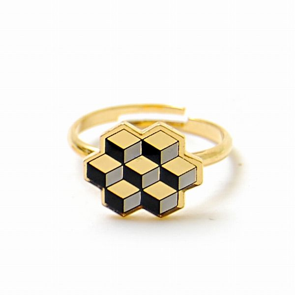 Lilou GEOMETRY RING S