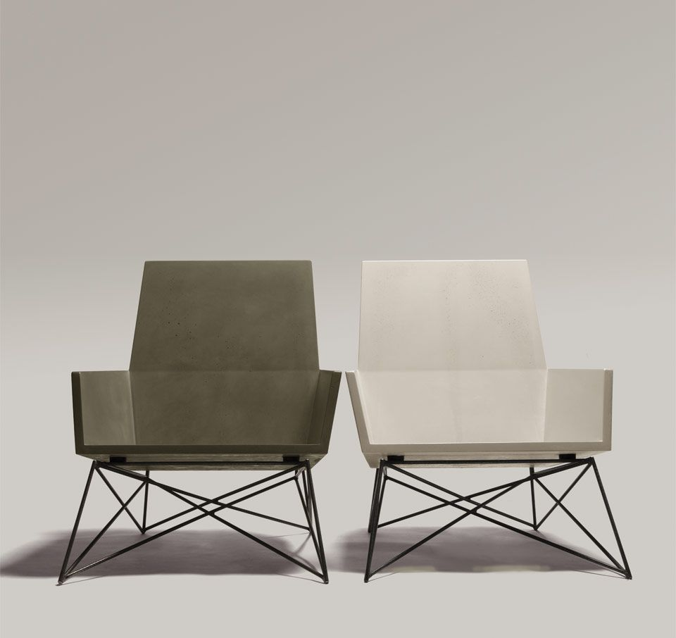 Hard Goods Hand Crafts A Modern Collection Of Outdoor Furniture Made From  Engineered Composite Concrete, Wood, And Steel, That Are Perfect For  Outdoor Use.