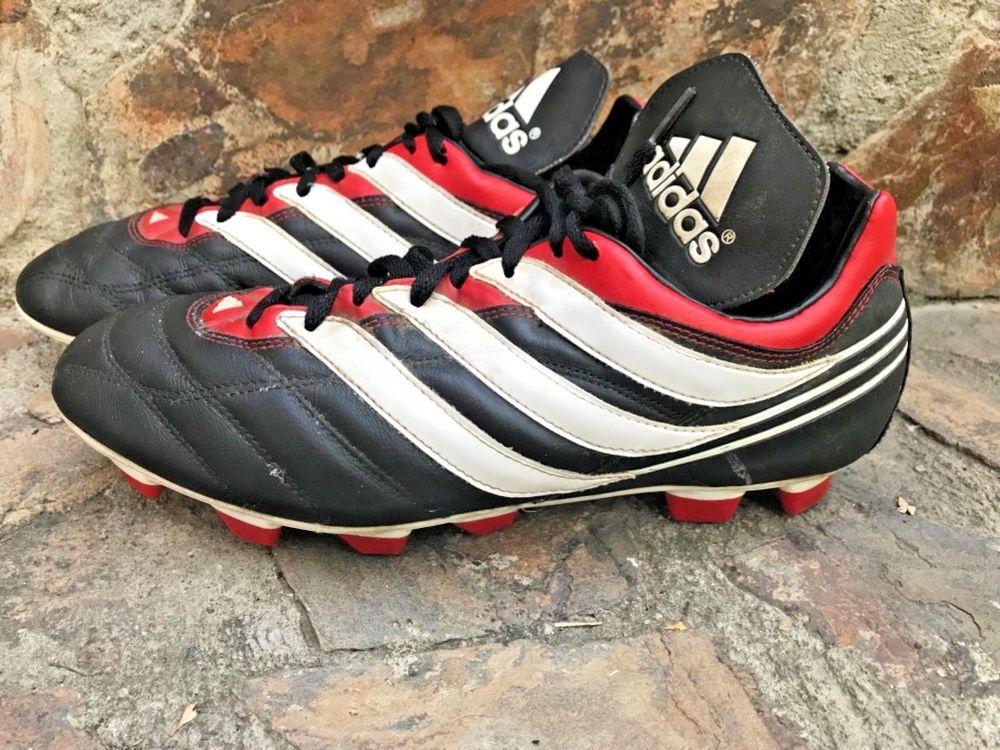 ce346cf59 Adidas Predator Precision TRX FG 10.5 US UEFA Euro 2000 RARE (eBay Link)