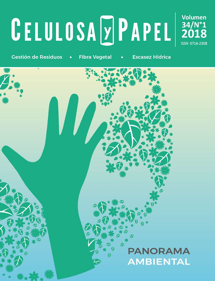 Revista  #CelulosayPapel Vol. 34  Edición 1- 2018  Panorama ambiental