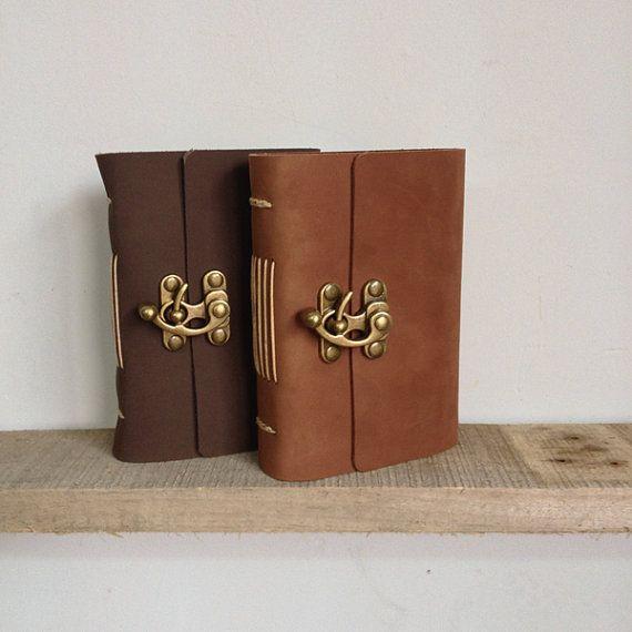 Vintage Leather Journal With Lock Vintage Leather Journals Leather Journal Beautiful Leather Journals