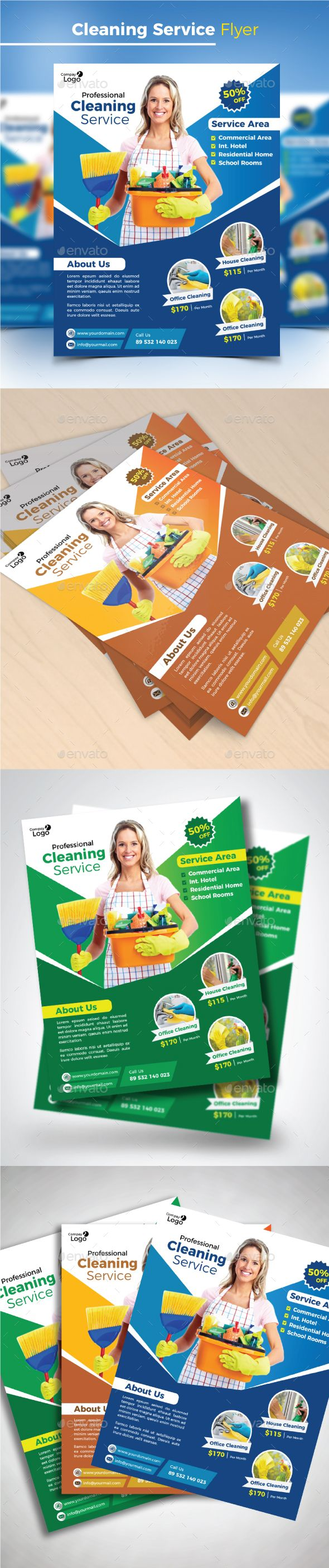 Cleaning service flyer cleaning service flyer template and template cleaning service flyer commerce flyers download here httpsgraphicriver business flyer templatesbusiness cheaphphosting Image collections