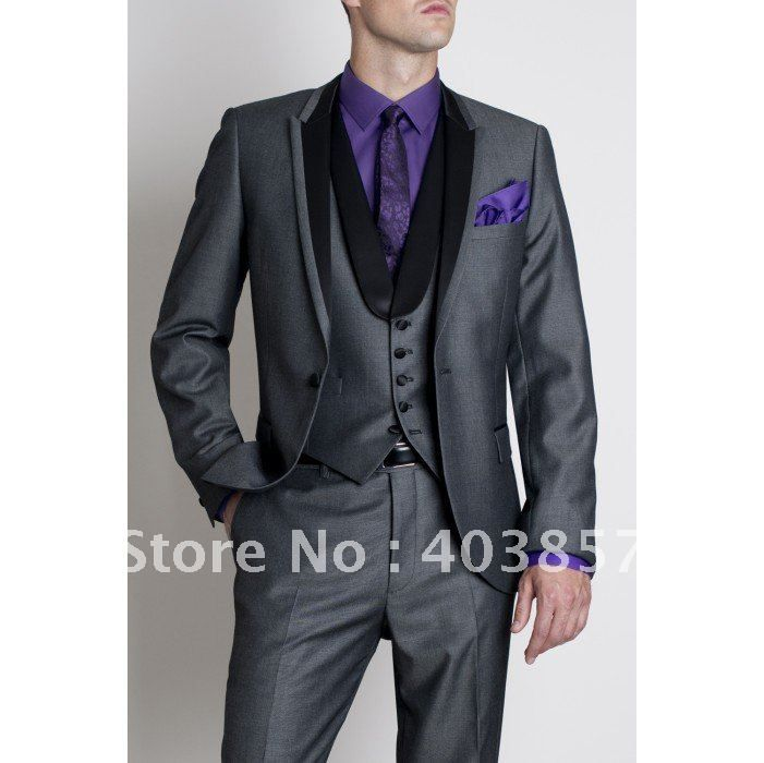 Tuxedo Picture - More Detailed Picture about Designer Wedding Suit ...