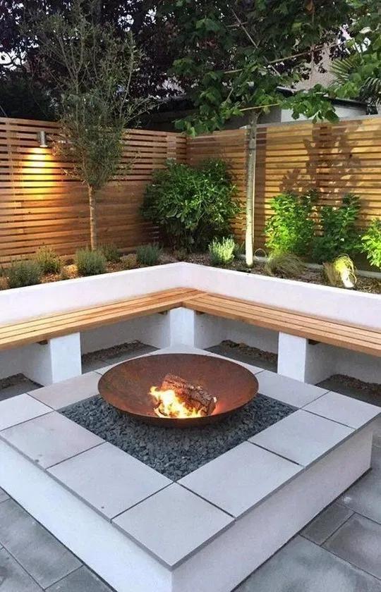 Top 10 Best Paver Patio Ideas Backyard Dreamscape Designs In 2020 Back Garden Design Fire Pit Backyard Backyard Fire