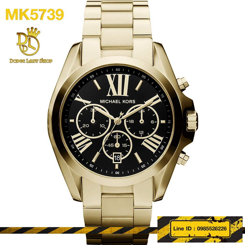 นาฬิกาข้อมือ Michael Kors รุ่น MK5739 แท้ (พร้อมส่ง