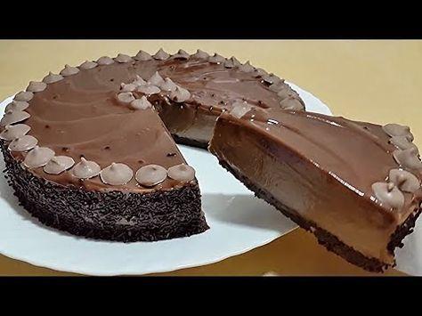 8 كيك القهوة البارد والسريع بدون فرن مذااق رائع بأبسط مقادير ابهري ضيوفك به Youtube Food Baking Desserts