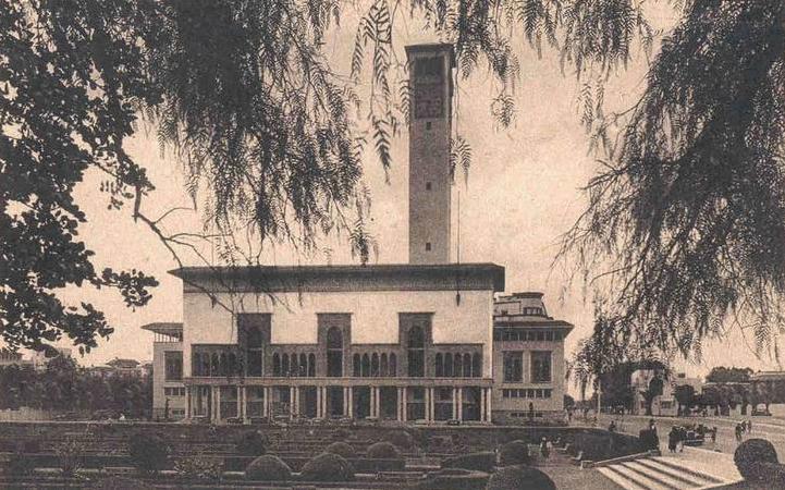 Les services municipaux (1920)