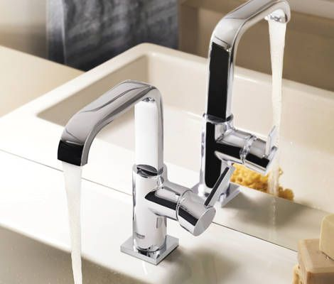 Allure Single Lever Basin Mixer Grohe Bathroom Faucets