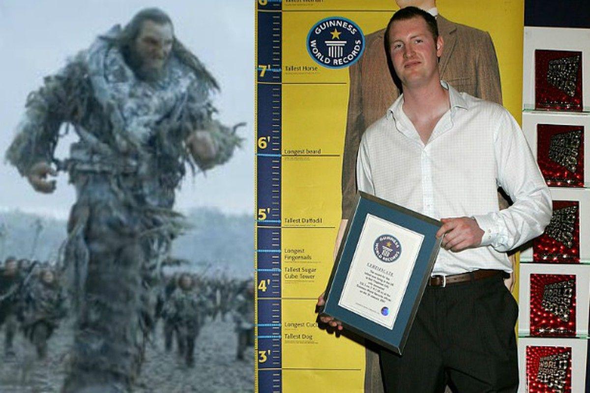 Game of Thrones Actor Neil Fingleton Dies Game of throne