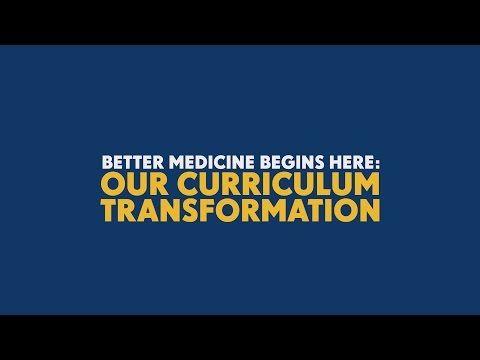 University of Michigan Medical School: Our Curriculum Transformation ...
