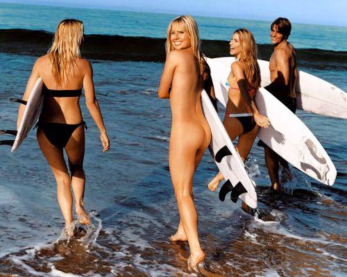Alana blanchard nude