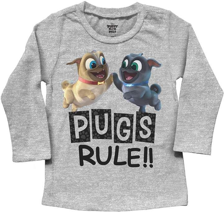 Toddler Boy Puppy Dog Pals Pugs Rule Graphic Tee Products