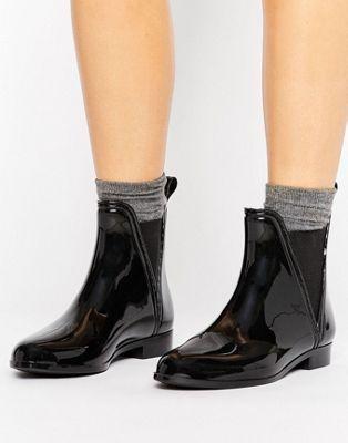 GLAM®la plate - forme de chaussures d'hiver pour 2017 des bottes imperméables Cwa8lHj