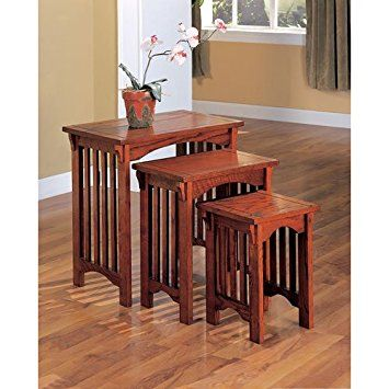 Stacking End Tables