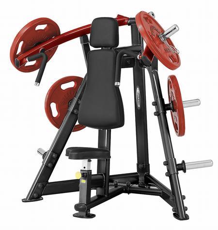 Steelflex Plsp800 Leverage Shoulder Press Machine Shoulder Press Machine Shoulder Press No Equipment Workout