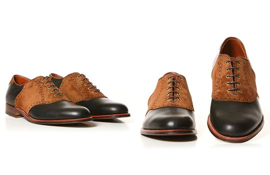 Alden for Blackbird Leschi Picnic Saddle Oxford