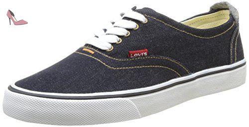 9e721811b1bca8 Levi's Original Red Tab, Sneakers Basses homme, Bleu (18), 45 EU ...