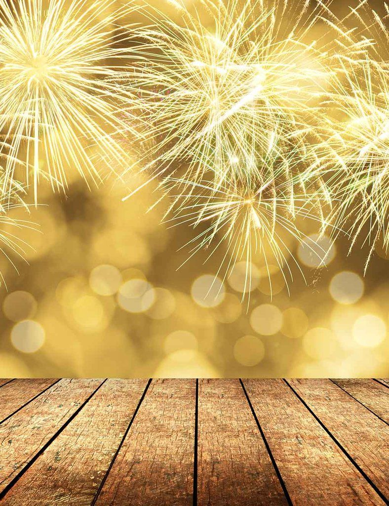 fireworks canary yellow bokeh background for christmas backdrop fireworks background bokeh background happy new