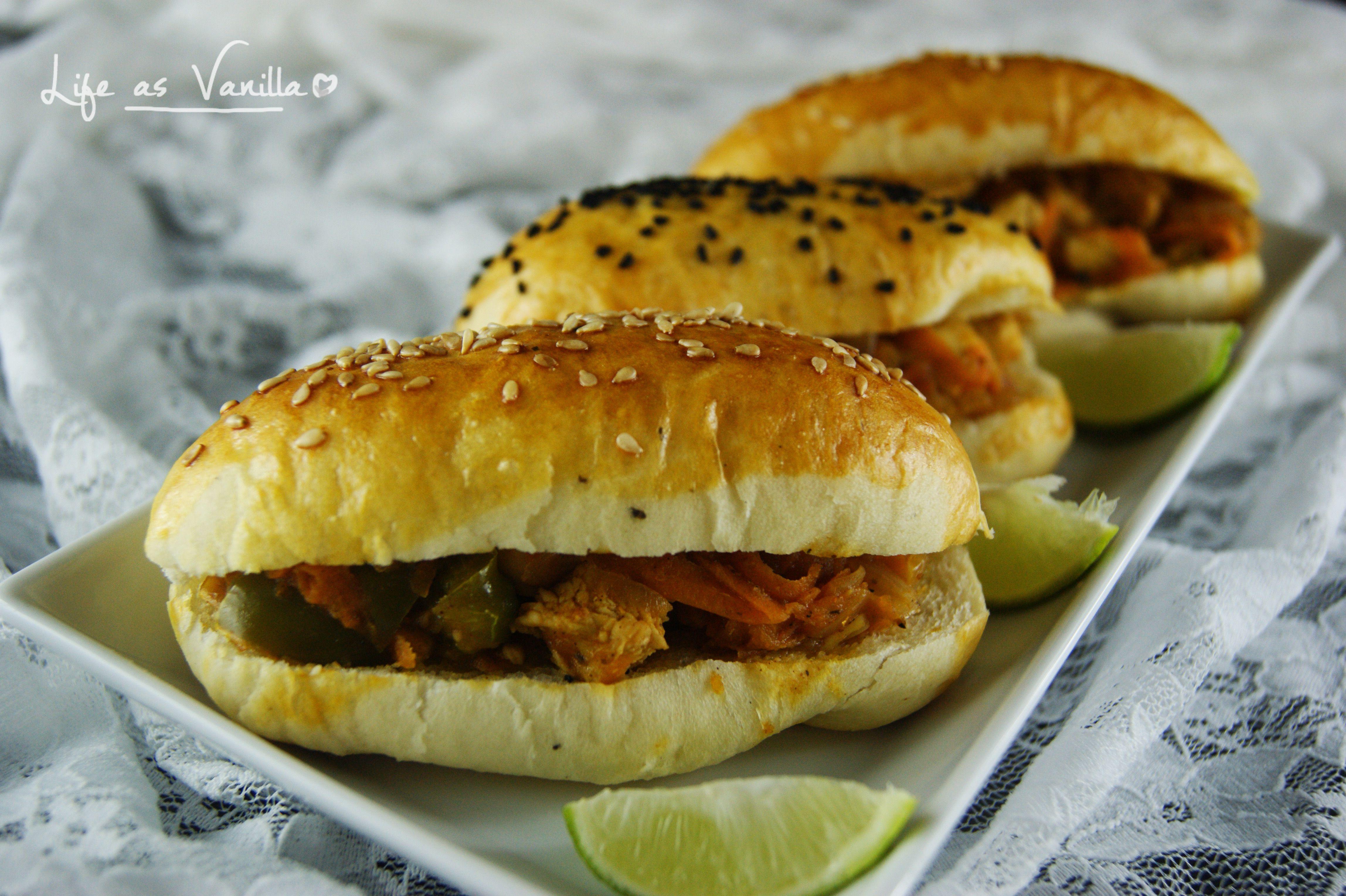 Pin On Chicken Shawarma Mini Sandwich