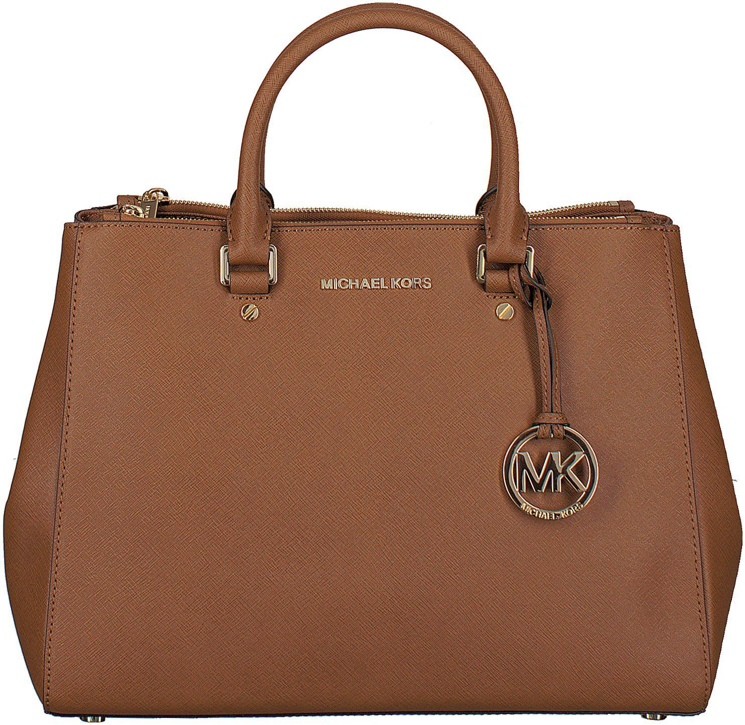 Michael Kors Jet Set Travel Dressy Saffiano Leather Large Tote 100 Cow
