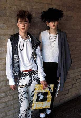 Alternative 80s Fashion And Style