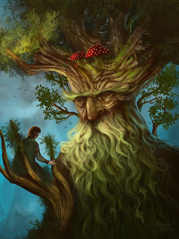 Photo of Ent by maril1 on DeviantArt