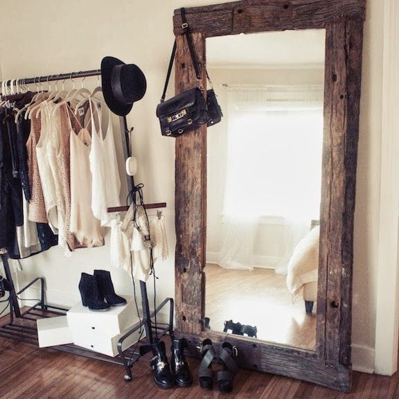 clothing rack - fashion toast-closet HOME Pinterest Espejos de - closet con espejos para habitaciones