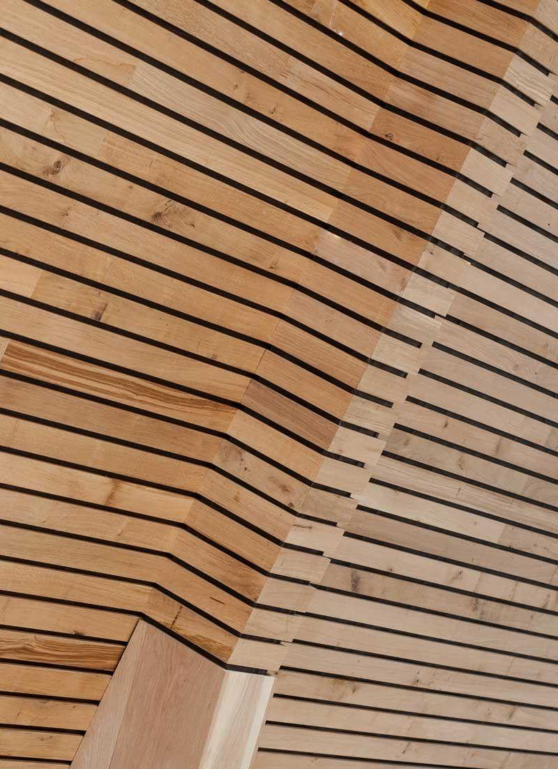 Bardage Bois Bardage Bois Red Cedar Plus Avec Images Bardage