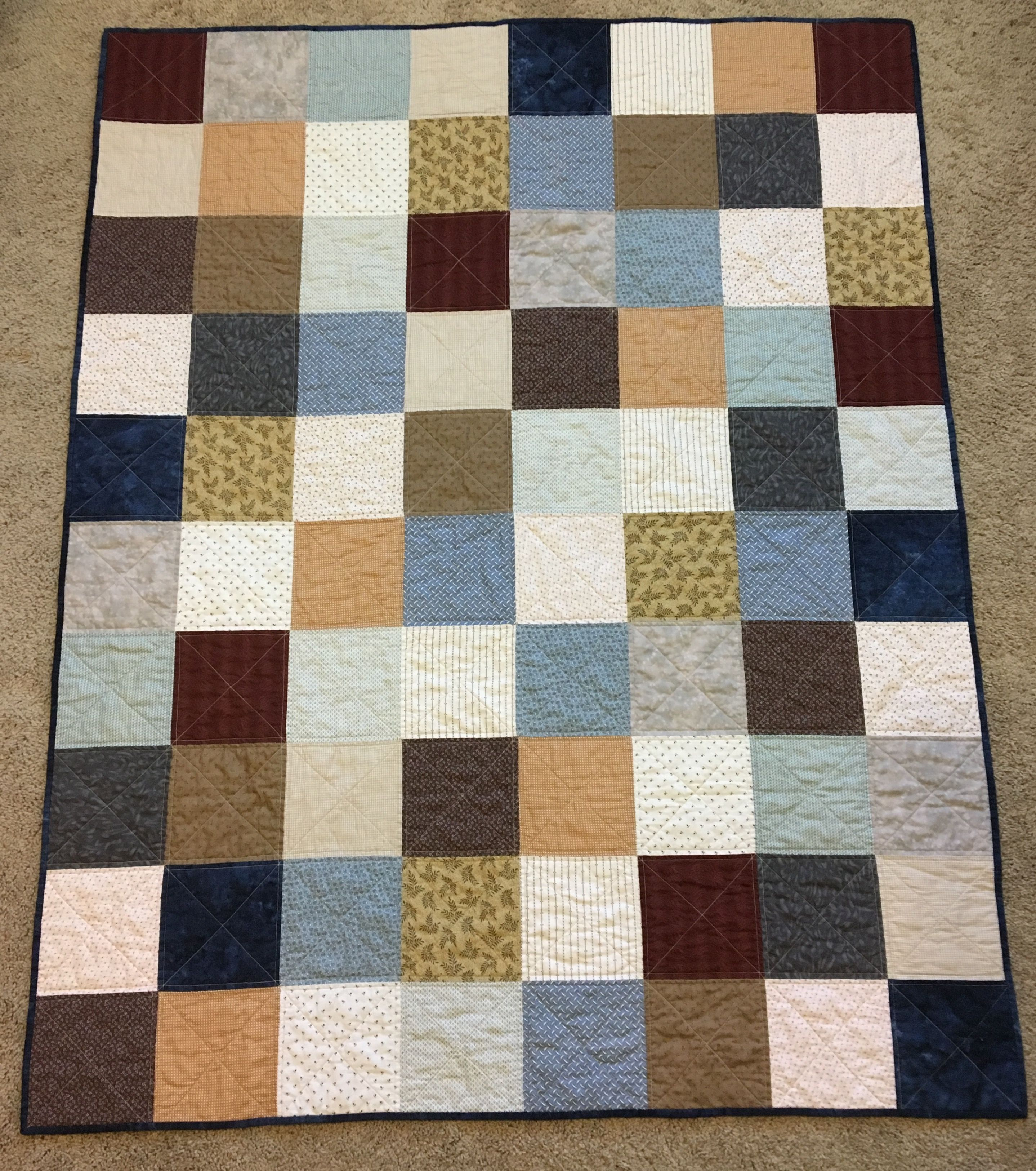 new appell burst with the quilting quilt a block tutorial from man rob sewing